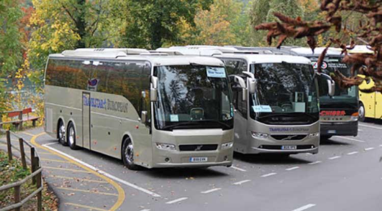 Китайские шины Triangle для автобусов